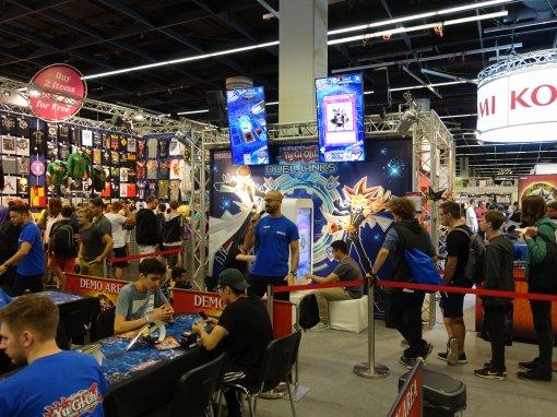 KONAMI – Yu-Gi-Oh! Gamescom 2016-2017