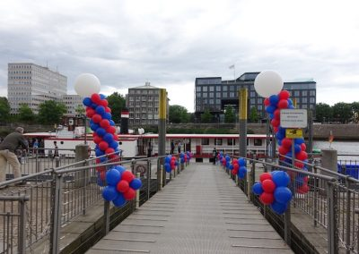 Anniversary of Bremer Baugesellschaft 2016