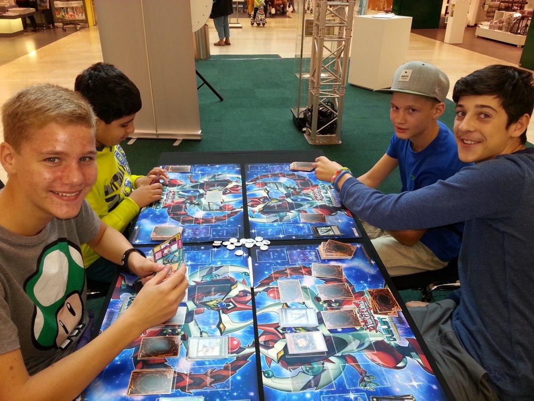 KONAMI – Yu-Gi-Oh! Promotion 2014-2019