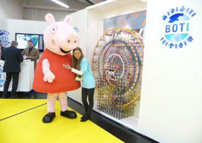 BOTI Europe – Messestand Spielwarenmesse Nürnberg 2013-2019