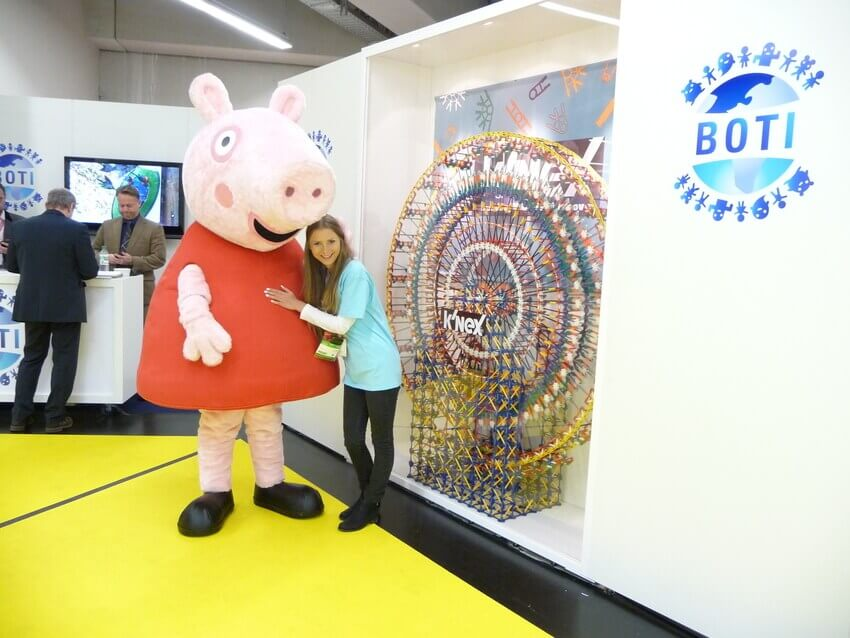 BOTI Europe – Toy Fair Nuremberg 2013-2019
