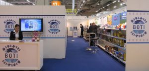 BOTI Messestand 2016