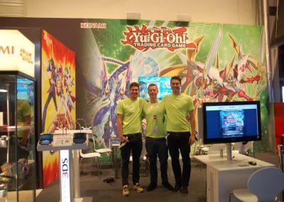KONAMI – Yu-Gi-Oh! Gamescom 2014