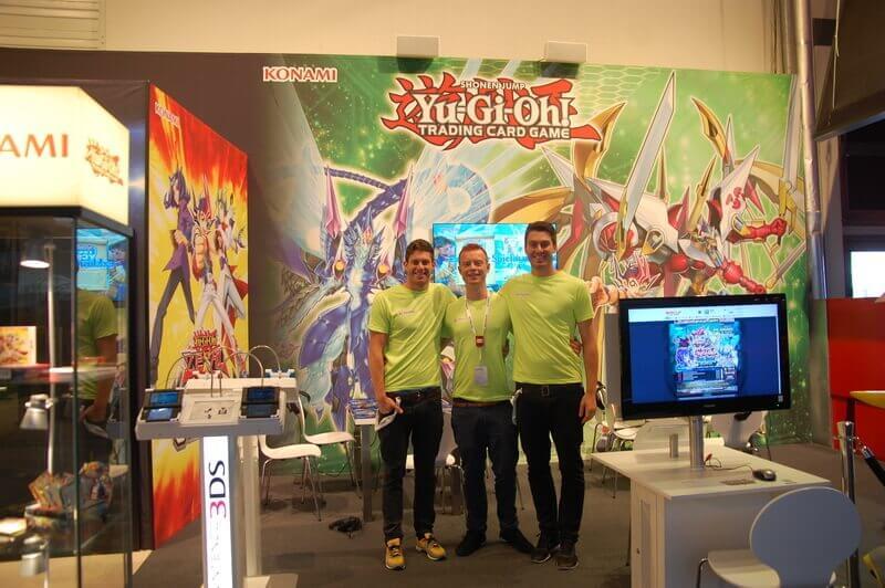 Konami Gamescom 2014