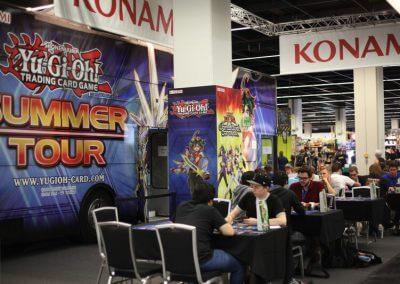 KONAMI – Yu-Gi-Oh! Gamescom 2015