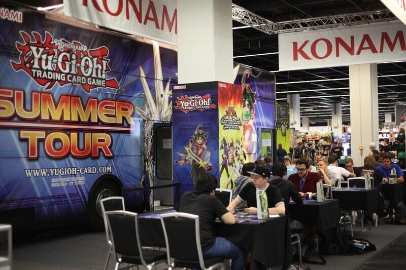 Konami Gamescom 2015
