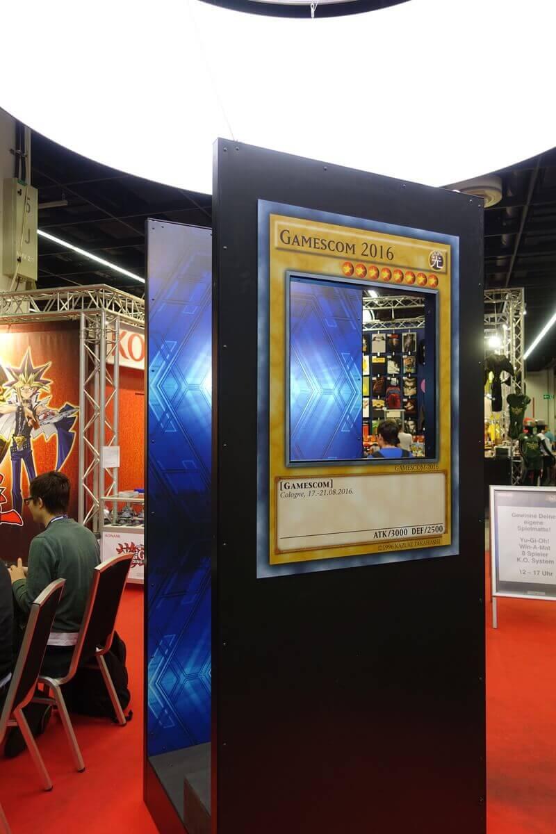 Konami Gamescom 2016