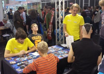 KONAMI – Internationale Spieletage in Essen 2014