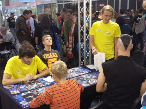 KONAMI – International Game Days at Essen 2014