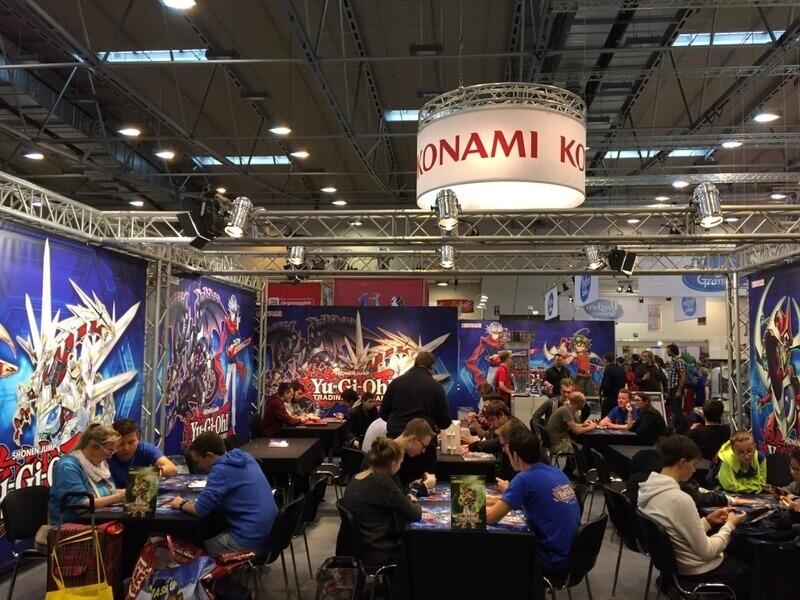 Konami Spiel Essen 2015