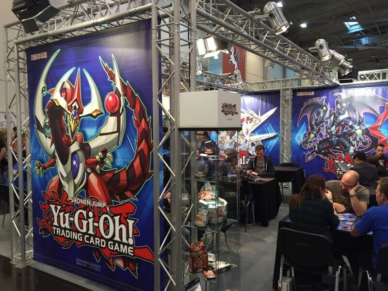 KONAMI – International Game Days at Essen 2015