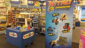 Nitro Grinders Promotion