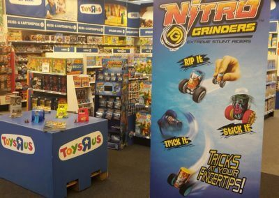 Nitro Grinders Promotion Day 2015
