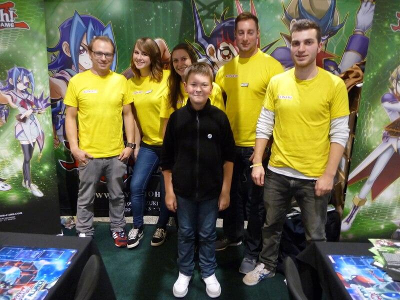 Konami Malltour 2014