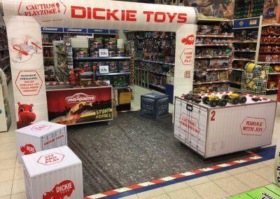 Dickie Spielzeug – RC-Fahrzeug-Promotion