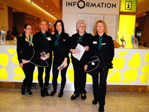 MEC METRO-ECE Centermanagement – Weserpark Bremen – Opening