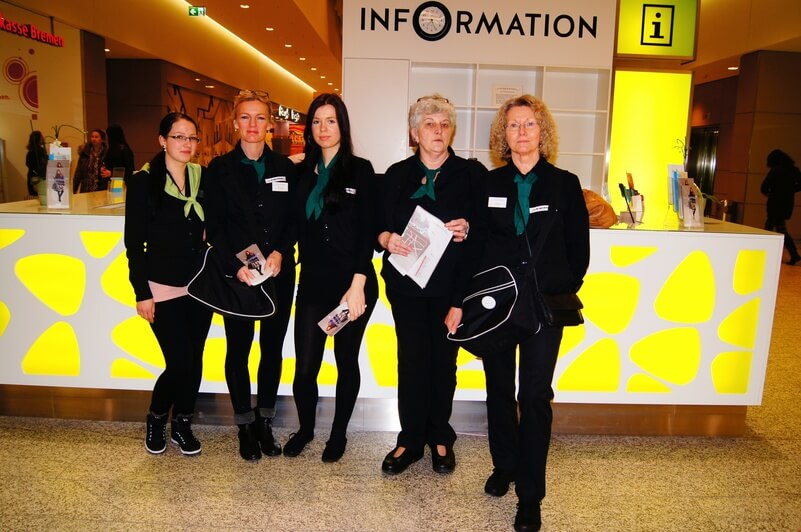 MEC METRO-ECE Centermanagement – Weserpark Bremen – Neueröffnung