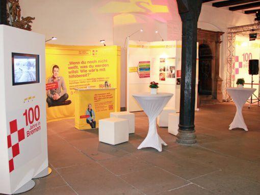 100 Jähriges Firmenjubiläum ASB Bremen