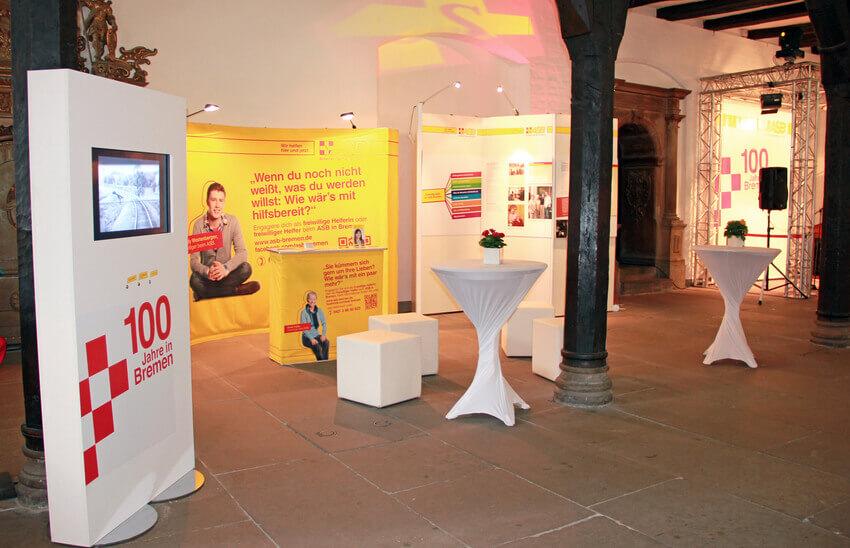 ASB Firmenjubiläum 2012